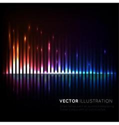 equalizer vector image