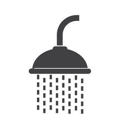 Showerhead icon vector