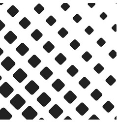 black square pattern template vector image