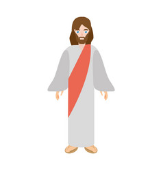 jesus christ christianity image vector image vector image