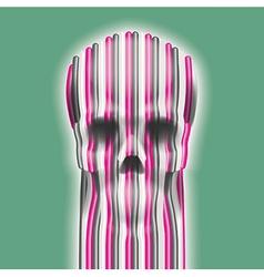 Skull Art vector image vector image