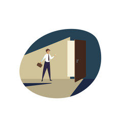 business career opportunities perspective vector image