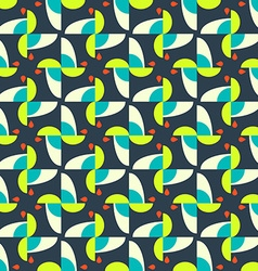 Abstract seamless pattern motif background vector image
