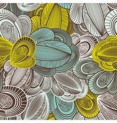 Geometric decorative seamless vector