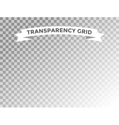 Square tile white and gray texture transparency vector image