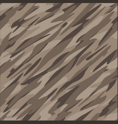 desert camouflage seamless repeating pattern vector image