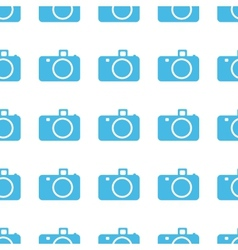 Unique Camera seamless pattern vector image