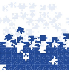 business seamless gorizontal background friendship vector image vector image