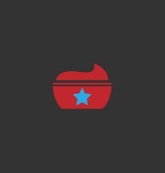 cafe symbol logo vector image