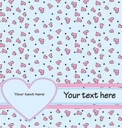 design invitation card vector image