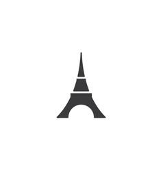 eifel tower vector image