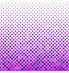 Purple diagonal square pattern background vector