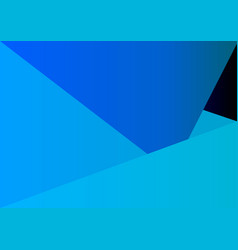 abstract triangles and shape background element vector image