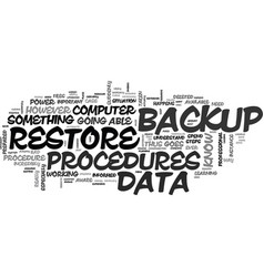 what you should know about data backup and vector image vector image