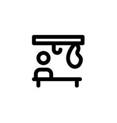 butcher icon symbols vector image