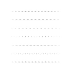 Dividers Collection vector image vector image