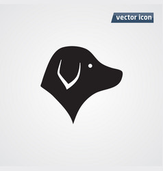 dog like pointer vector image
