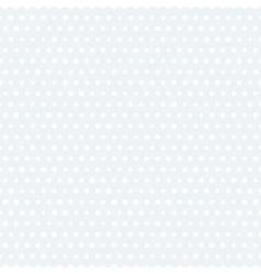 Light grey pastel polka dots seamless vector image