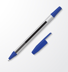 pen vector image