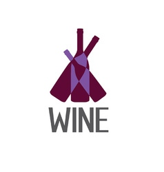 wine design template vector image vector image