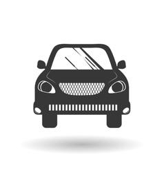 auto editable icon vector image