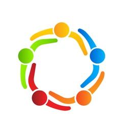 Business logo design partners 5 vector image vector image