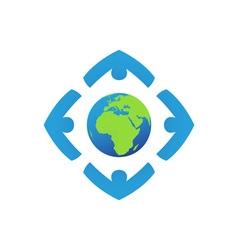 Worldwide-Foundation-380x400 vector image