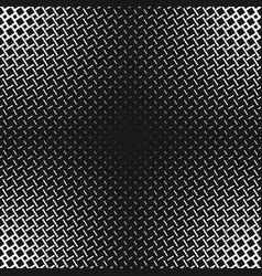 Geometrical halftone pattern background - graphic vector