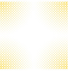 geometric halftone pattern background from lines vector image