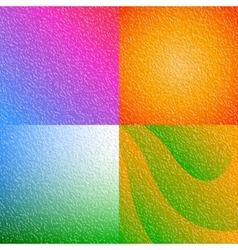 Seamless grain texture vector image