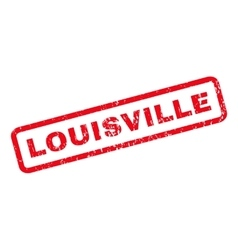 Louisville Rubber Stamp vector