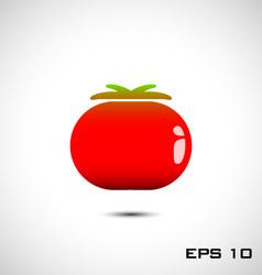 Tomato icon vector image