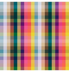 Abstract Scottish Plaid vector image