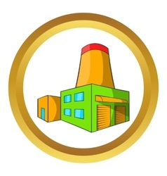 Brewery icon vector