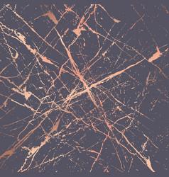 Golden splatter spots on dark luxurious backdrop vector