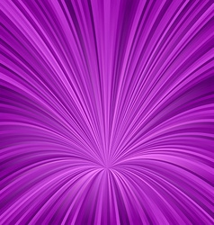 Purple vortex design from curved lines vector