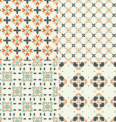 Graphical Patterns vector image