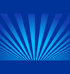 blue abstract magic art background bright striped vector image
