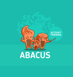 Character of the abacus vector