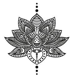 Tattoos Flower Vector Images Over 28000