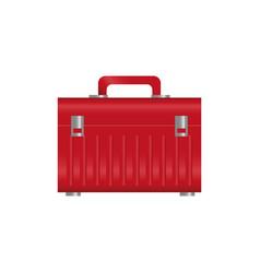 tools kit box vector image