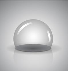 Empty Sphere vector image