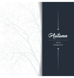 Autumn typographic vector