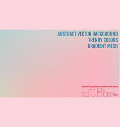 Gradient background ecology concept for your vector