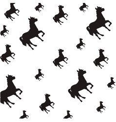 Horse farm animal vector