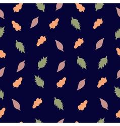 pattern leaf3 vector image
