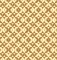 Beige background endless east diagonal pattern vector