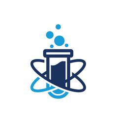 Creative lab abstract logo vector