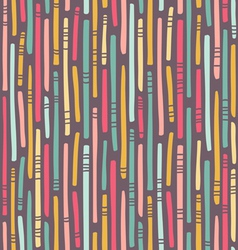 Abstract striped pattern 2 vector image