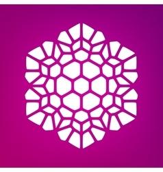 Decorative mandala ornaments logo vector